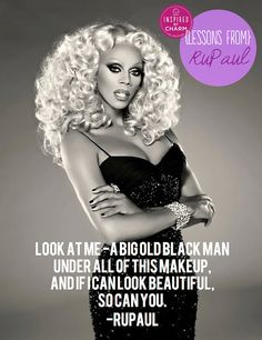 Lessons From: RuPaul | Inspired by Charm