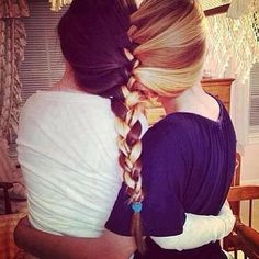 This is me and my best friend Isabella she is always there for me and I love her sooo much❤❤I couldn't live without her