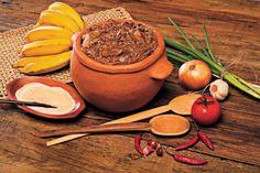 Revista Reflexão seção de gastronomia com receitas típicas do Paraná.