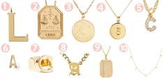 Shopping Guide: 10 Custom Jewelry Pieces and Where to Get Them