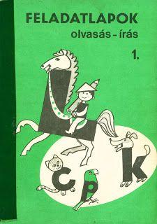 Marci fejlesztő és kreatív oldala: Feladatlapok Olvasás- Írás 1. Book Cover Design, Book Design, Special Education, Games For Kids, Homeschool, Projects To Try, Language, Album, Teaching