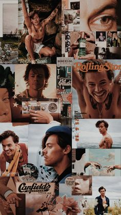 Harry Styles Songs, Harry Styles Poster, Harry Styles Funny, Harry Styles Baby, Harry Styles Pictures, Harry Edward Styles, One Direction Collage, One Direction Wallpaper, One Direction Videos