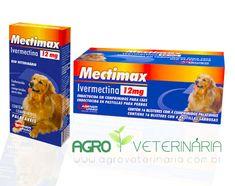 Mectimax 12mg Agener União - Agro Veterinária