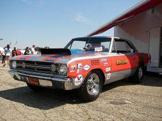Dick Landy 1968 Dodge Dart by osubuckialum, via Flickr