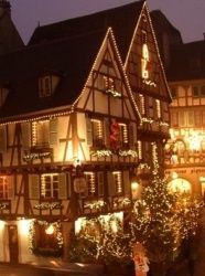 Venez faire noël à Colmar ;)