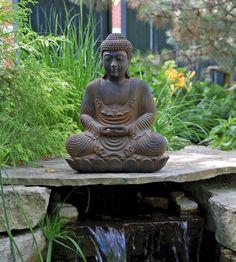 Phenomenal 35+ Awesome Buddha Garden Design Ideas For Calm Living https://freshouz.com/35-awesome-buddha-garden-design-ideas-calm-living/