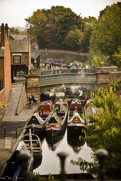 Working Boats at the Black Country Living Museum 2011