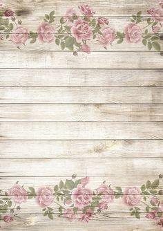 Imagem gratis no Pixabay - Na Madeira, Vintage, Rosas, Rosa