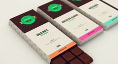 50 Most Beautiful Chocolate Packaging Designs