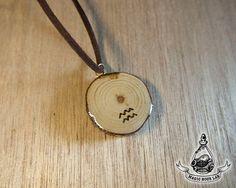 constellation necklace Aquarius Star Necklace by MagicHourLab