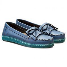 a3ddd461309ec Mokasyny LANQIER - 38C217 Niebieski · FurlaSperrysBoat ShoesClarksTommy  HilfigerCalvin ...