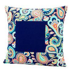 Viv&Lou Emerson Paisley Pillow Cover
