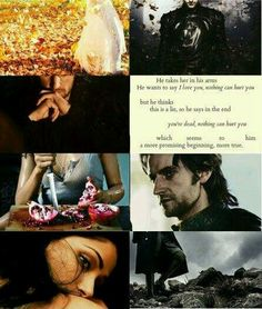 A better beginning ... Hades and Perspephone <3  Greek mythology