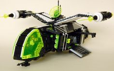 https://flic.kr/p/8t4y55 | Blacktron 2 carrier | More photos here www.brickshelf.com/cgi-bin/gallery.cgi?f=421860