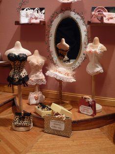 Doll House Mini Lingerie