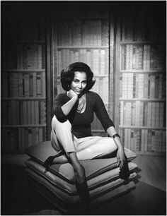 Actress Dorothy Dandridge was the first African American actress to be nominated for an Academy Award for best actress.