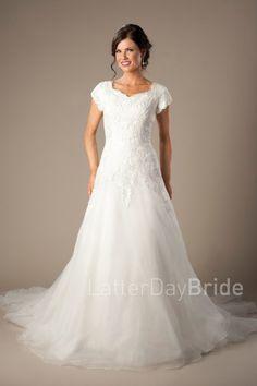 latter day bride lace dress Melbourne