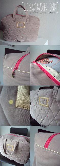Little Fabrics - Dommage le tuto a été supprimé...