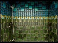 gorgeous arts and crafts shower