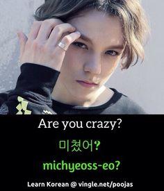 I'm crazy about South KoreA 😉😜😘 Easy Korean Words, Korean Phrases, Korean Quotes, Language Study, Learn A New Language, Learn To Speak Korean, Learn Hangul, Korean Writing, Korean Alphabet