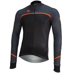 Alpine Thermal Reflective Cycling Jersey | Cycling Apparel for Men | Pactimo