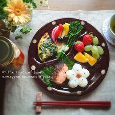 和食ワンプレート♡