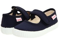 Cienta Kids Shoes Navy