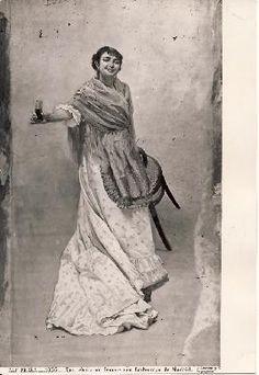 Foto de Jean Laurent, que comenzó a fotografiar pinturas del Museo del Prado a partir del año 1863. Así inició un labor que le llevó a recoger en su cámara obras de arte conservadas en instituciones y colecciones privadas, con objeto de dar a conocer estos tesoros. Al mismo tiempo, reprodujo las obras de pintores contemporáneos, en especial los que resultaron premiados en las sucesivas Exposiciones Nacionales de Bellas Artes.