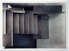 Carlo Scarpa - Olivetti  Showroom stairs