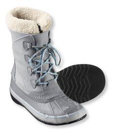 Women's L.L.Bean Snow Boots