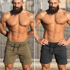 Cheap brand short pants, Buy Quality short pants directly from China short pants brand Suppliers: 2017 Quality Men Golds Brand Fitness Shorts Mens Professional Bodybuilding Short Pants Gasp Big Size Hairy Men, Bearded Men, Cute White Boys, Mens Fitness, Gym Fitness, Summer Fitness, Muscular Men, Shorts With Pockets, Workout Shorts