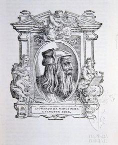 Leonardo di ser Piero da Vinci (Anchiano, 15 aprile 1452 – Amboise, 2 maggio 1519)