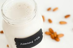 5 easy steps to making sprouted almond milk