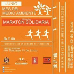Dom 25/Jun - 10 hs  #Salta #Agenda #Evento #Prensa #PasaLaData #QueHacemosSalta #Noticias #AgrotecnicaFueguina #Maraton Toda la info que necesitas la podes encontrar aquí  http://quehacemossalta.com/