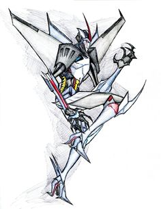 Image detail for -Transformers Prime Starscream by *winddragon24 on deviantART