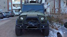 Тюнинг УАЗ | 3153, БАРС (фото)