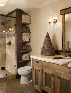 no bath tub, use half area for standing shower area then storage.