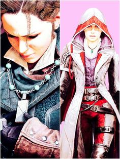 Evie Frye   Assassin's Creed Syndicate.