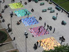 Outdoor Chess - Montreal