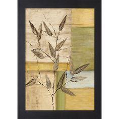 <li>Artist: Norm Olson</li><li>Title: Urban Garden I</li><li>Product type: Framed Art Print</li>