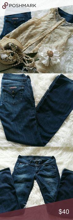 "💞SALE💞 Hudson Premium Denim Awesome Hudson Premium Denim 32"" Inseam 7 1/2"" Rise 97% Cotton 3% Elastane Hudson Jeans Jeans"