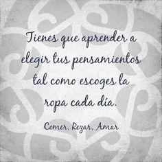 Escoge muy bien tus pensamientos... • ❁ GO! NAMASTE ॐ #yopiensoenpositivo #piensoenpositivo #pienso_en_positivo  #citas #hooponopono #motivacion #emprendedores #emprende #vive #yoga #felicidad #publicidad #namaste #love #smile #happy #go  @by.piensoenpositivo . Compártela Etiqueta a Otros PIENSA EN POSITIVO VIVE EN POSITIVO