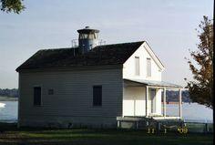 Jones Point Lighthouse  Photo from Roy Harper II