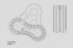 GRAFT + penda to Break Ground on Myrtle Garden Hotel,Plan 5. Image © GRAFT + penda