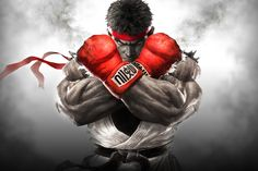 See Iconic 'Street Fighter' Characters Evolve Over the Last 30 Years: Ryu, Ken and the crew look good for Ryu Street Fighter, Clash Club, Boxe Fight, Street Fighter Wallpaper, Street Fighter Characters, Street Game, World Of Warriors, Soccer Outfits, Soccer Clothes