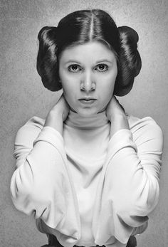 Carrie Fisher/Leia