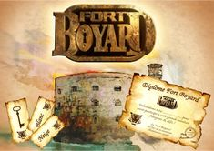 Organisez un anniversaire Fort Boyard pour votre enfant à la maison. Guide complet, astuces, matériel prêt à imprimer, et idées de jeux pour recréer avec succès l'atmosphère du célèbre jeu télévisé !