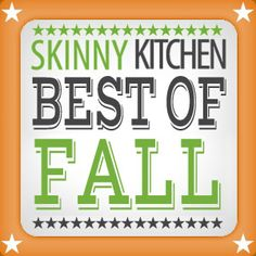 My Top 10 Favorite Fall Recipes! I'm sharing my favorite fall recipes. I find myself making them over and over again. I hope they will inspire you to have fun in the kitchen and keep it skinny! Click here to get the recipes: http://www.skinnykitchen.com/recipes/my-top-10-favorite-fall-recipes/