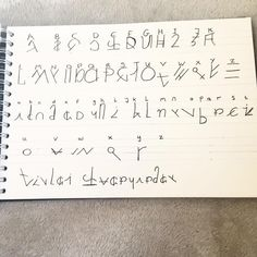 Practicing the Violet evergarden alphabet ! Maybe Ill write a letter perfect for getting in character! -anyone know my missing characters j q & z? Alphabet, Best Anime List, Saiunkoku Monogatari, Manga Anime, Anime Art, Violet Evergreen, I Love You Means, Violet Evergarden Anime, The Ancient Magus Bride