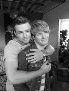 Dougie and Harry...I love Pudd :)